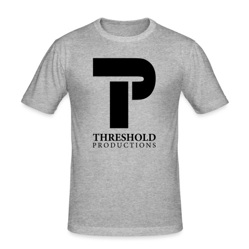 Threshold Productions ECO - Slim Fit T-shirt herr