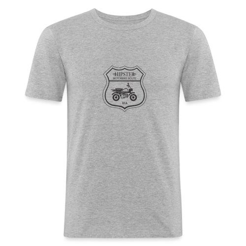 17 - Männer Slim Fit T-Shirt