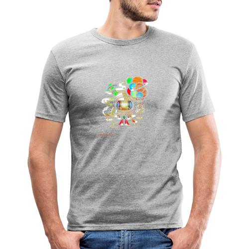 Spagrg00001 - Camiseta ajustada hombre