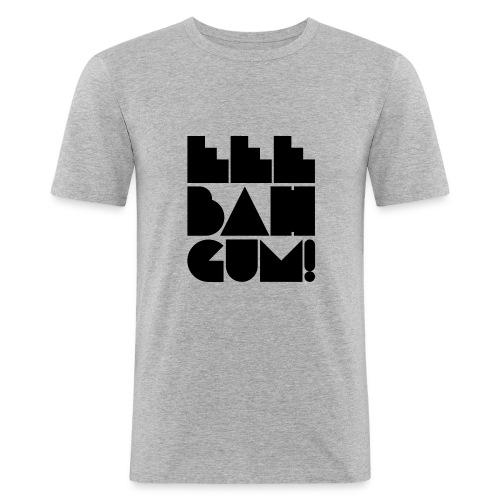 bahgum - Men's Slim Fit T-Shirt