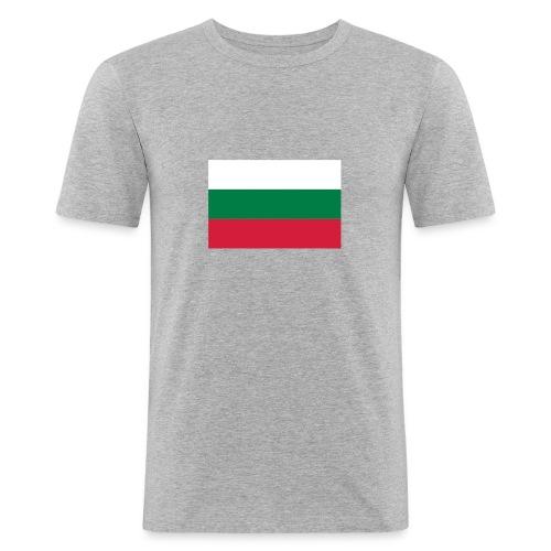 Bulgaria - slim fit T-shirt