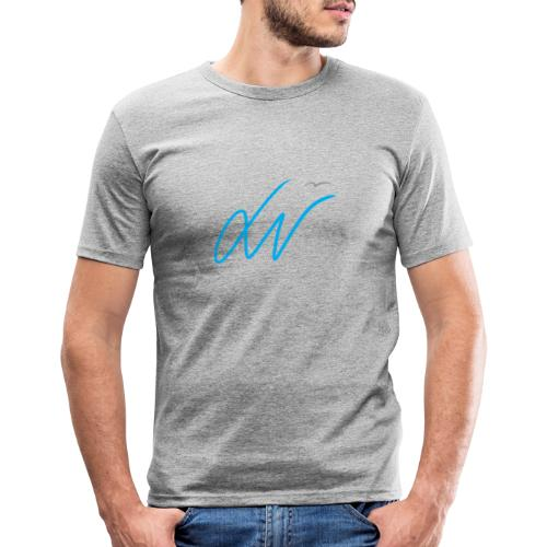 LavoroMeglio - Maglietta aderente da uomo