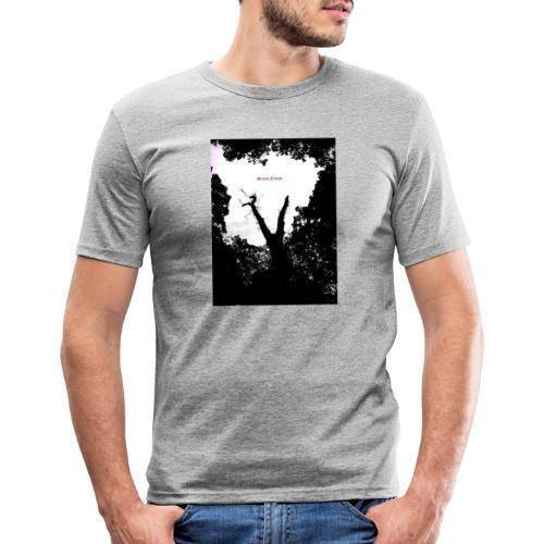 Scarry / Creepy - Men's Slim Fit T-Shirt