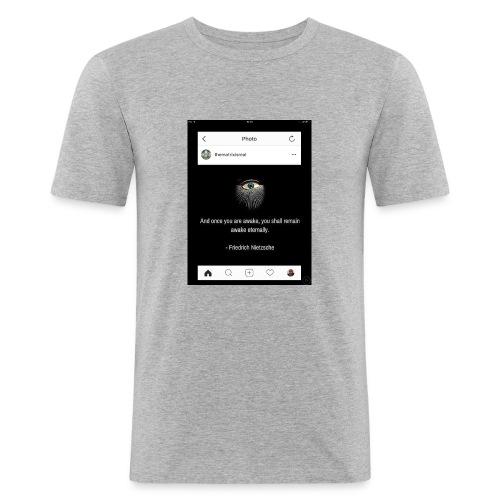 81F94047 B66E 4D6C 81E0 34B662128780 - Men's Slim Fit T-Shirt