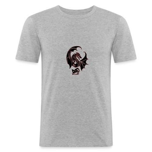 DirektLogo - T-shirt près du corps Homme