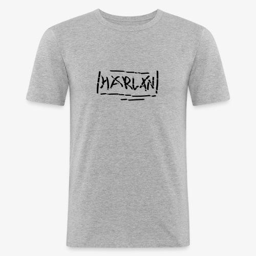 Harlan [|- Logo Destroy-|] - T-shirt près du corps Homme