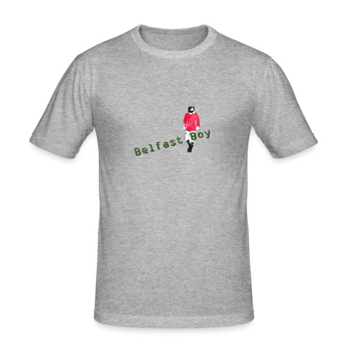 BelBoy1 png - Men's Slim Fit T-Shirt