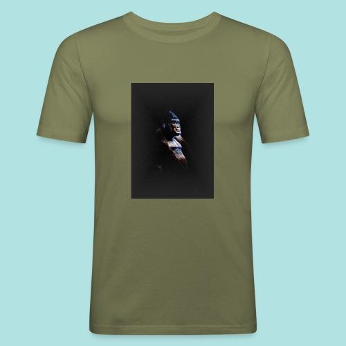 Token of Respect - Men's Slim Fit T-Shirt