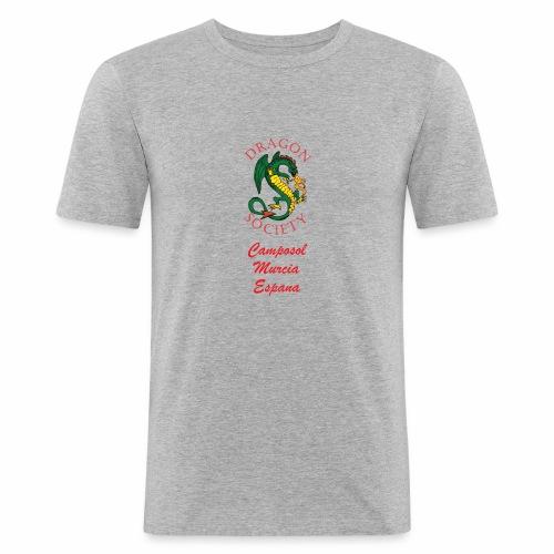 DSI Camposol 1 Red - Men's Slim Fit T-Shirt