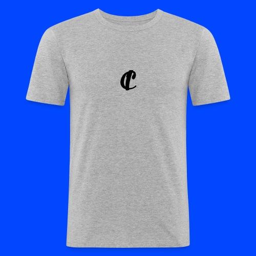 IC HYBRID - Men's Slim Fit T-Shirt