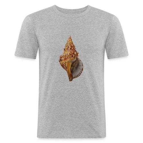 Big Shell - T-shirt près du corps Homme