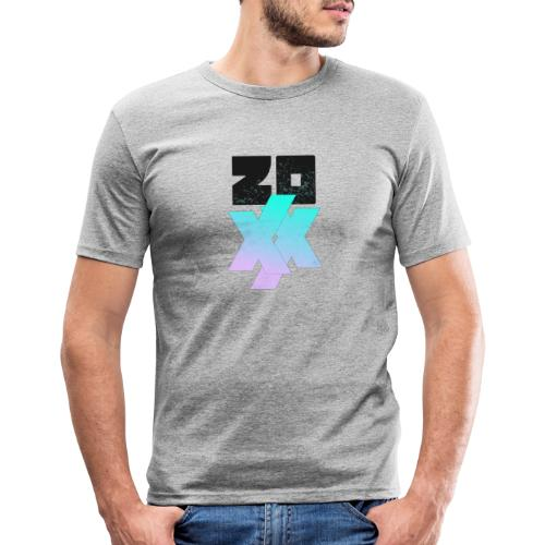 2020 - Men's Slim Fit T-Shirt