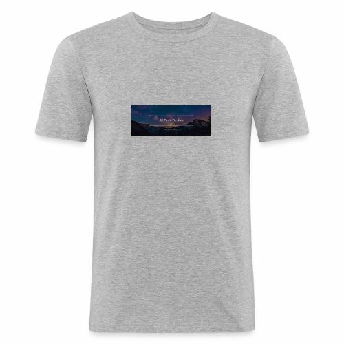 XE Partis De Rien - T-shirt près du corps Homme