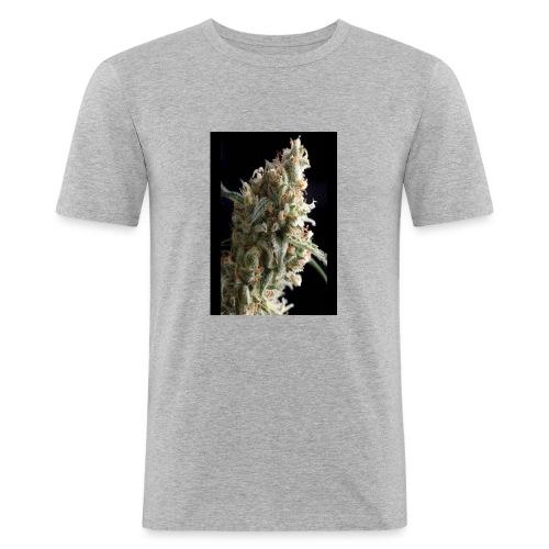 Super-Hash - Obcisła koszulka męska