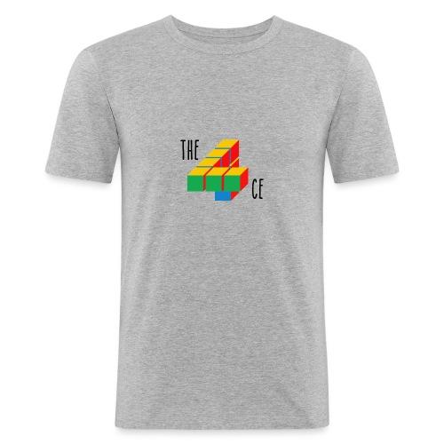 the4ce - Mannen slim fit T-shirt