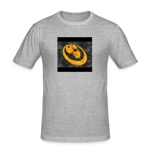 MY LOGO - Men's Slim Fit T-Shirt