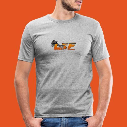 LSFlogo - T-shirt près du corps Homme