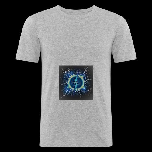 HR20 MERCHANDISE - Men's Slim Fit T-Shirt