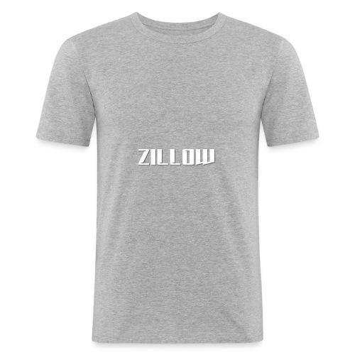 Zillow - Men's Slim Fit T-Shirt