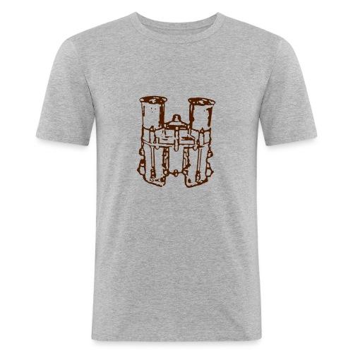 48IDA - T-shirt près du corps Homme