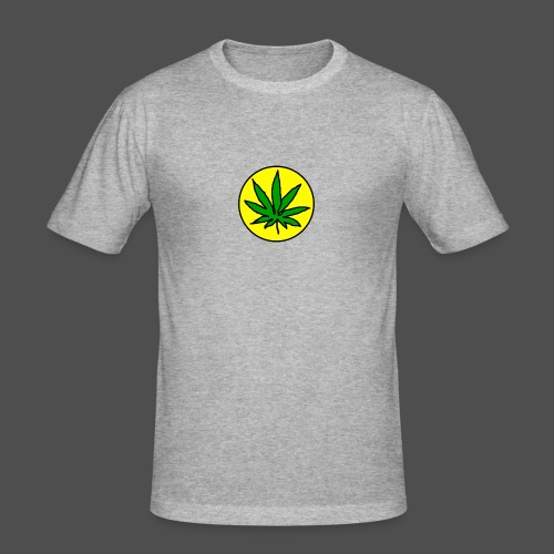 Dayweed_inc_logo - Herre Slim Fit T-Shirt
