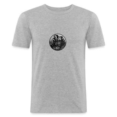 DemDawgLogo - slim fit T-shirt