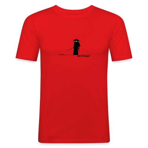 MAGLIETTA png - Maglietta aderente da uomo