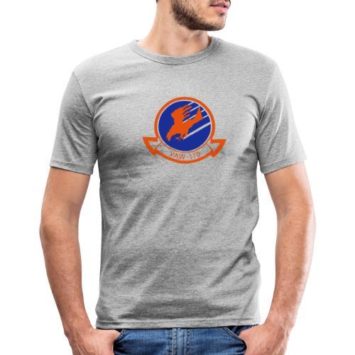 VAW - Men's Slim Fit T-Shirt