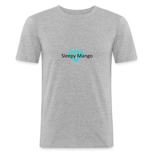 SleepyMango - Men's Slim Fit T-Shirt