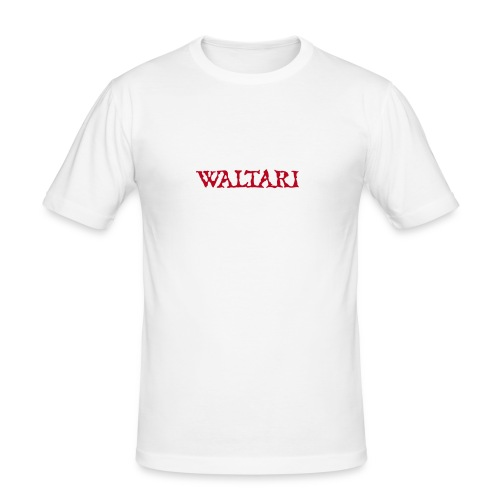 Waltari Classic SlimFit - Men's Slim Fit T-Shirt