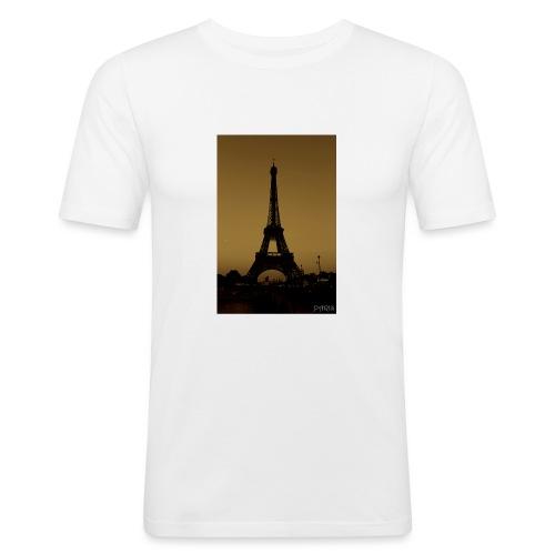 Paris - Men's Slim Fit T-Shirt