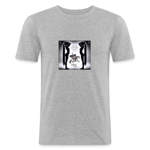 Vril Woman - Männer Slim Fit T-Shirt