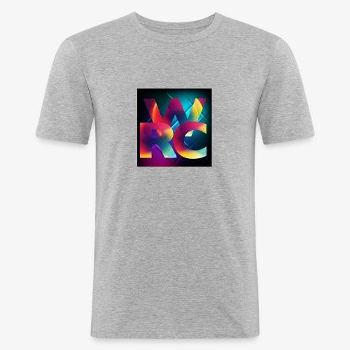 WeaRCore - T-shirt près du corps Homme