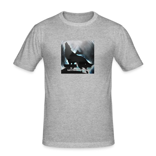 logo 1 - Men's Slim Fit T-Shirt
