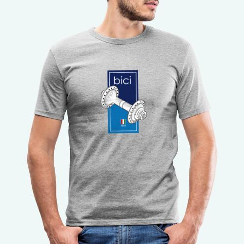 Bici - Männer Slim Fit T-Shirt