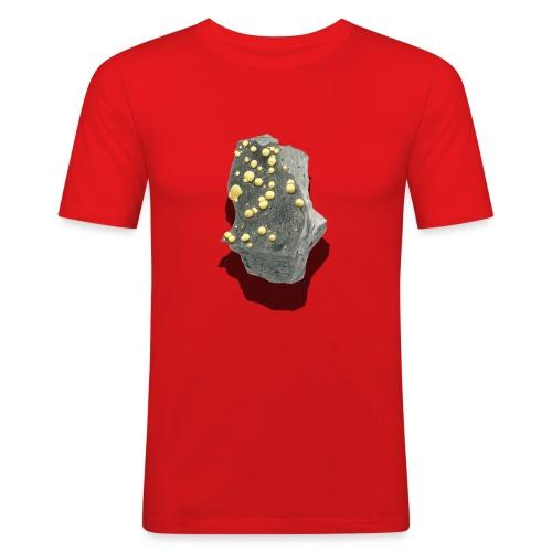 Kugelcalcit - Männer Slim Fit T-Shirt
