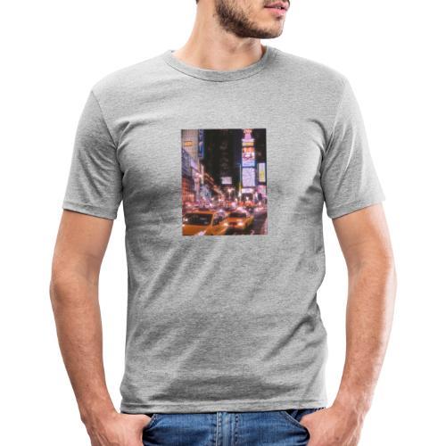 Ciudad - Camiseta ajustada hombre