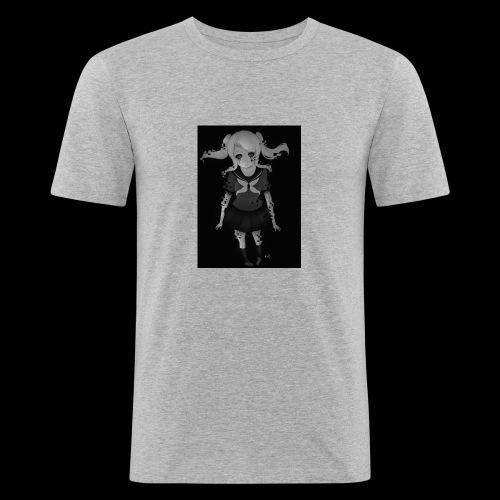Fungirl - Männer Slim Fit T-Shirt