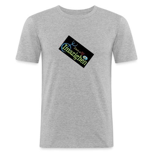 Imazighen ithran rif - slim fit T-shirt
