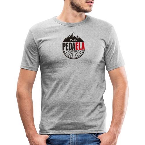 PEDAELA - Camiseta ajustada hombre