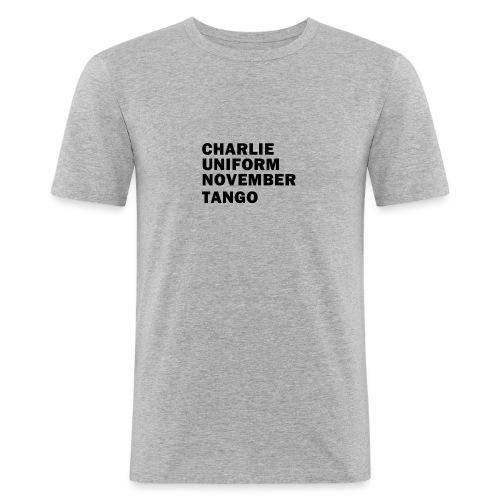 CUN - Men's Slim Fit T-Shirt