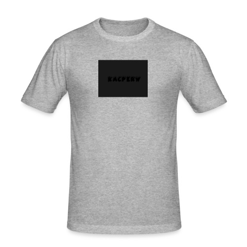 KacperW Merchandise - Mannen slim fit T-shirt
