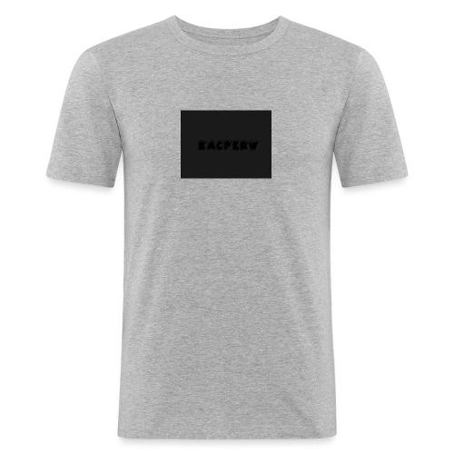 KacperW Merchandise - slim fit T-shirt