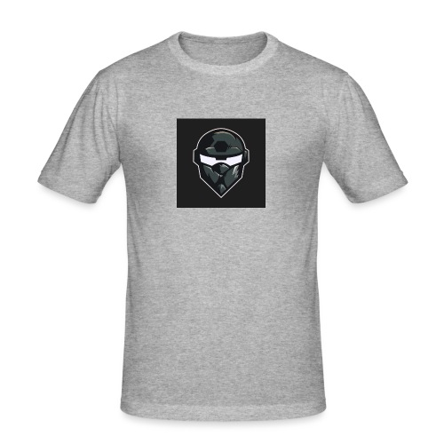 LogoMain2 - Herre Slim Fit T-Shirt