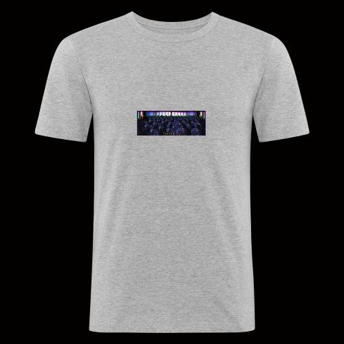 3 T R A S H 3 - T-shirt près du corps Homme