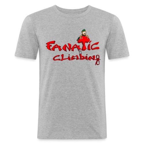 Fanatic Climbing - T-shirt près du corps Homme