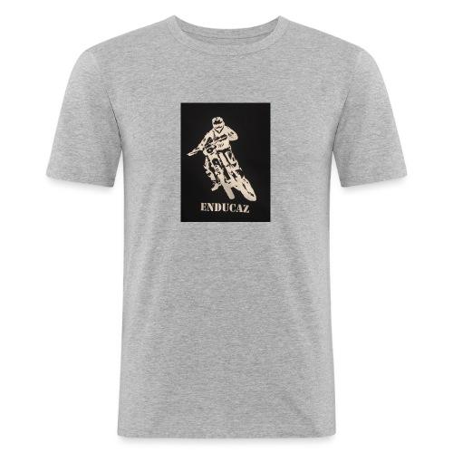 enducaz - T-shirt près du corps Homme