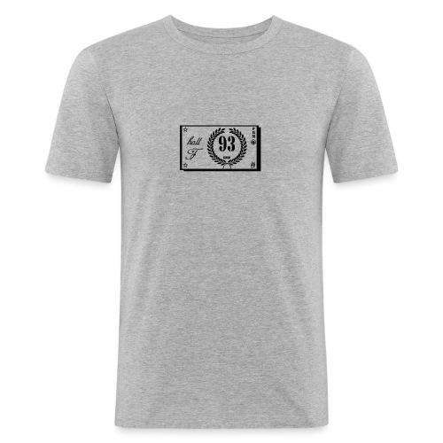 prm hall f - T-shirt près du corps Homme