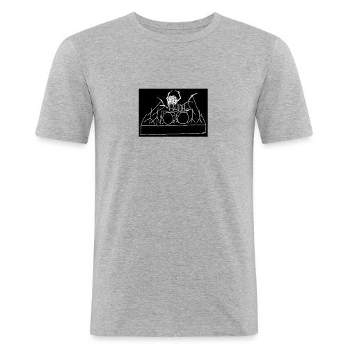 Drummer - Men's Slim Fit T-Shirt