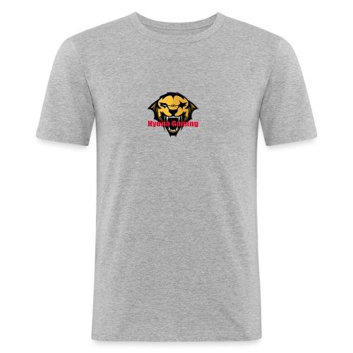 Hyena Gaming - Mannen slim fit T-shirt